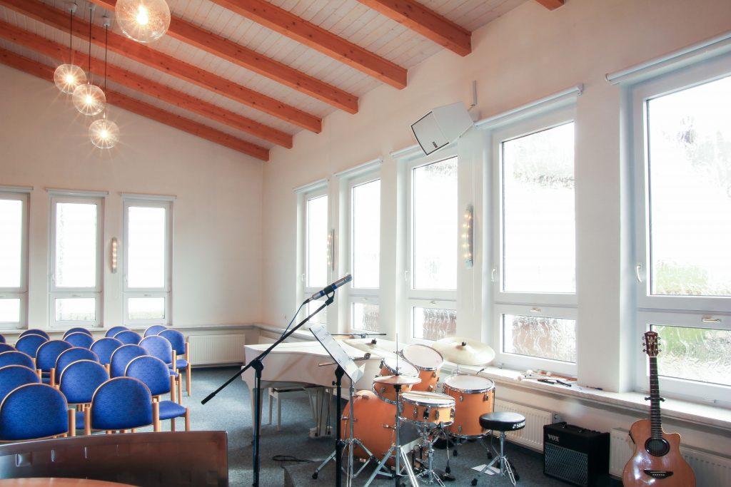 Gottesdienstsaal - EFG Baunatal