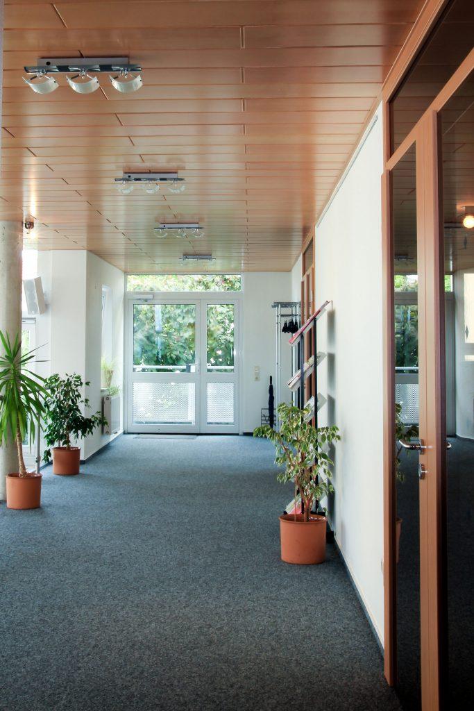 Korridor - EFG Baunatal