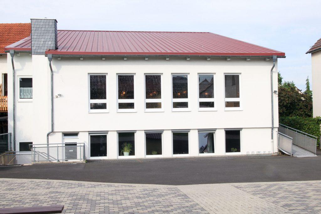 Außenansicht - EFG Baunatal